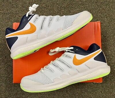 size 40 c2d36 df193 NWT Nike Tennis ZOOM VAPOR X Men s Tennis Shoes! ROGER FEDERER! 11!  140!