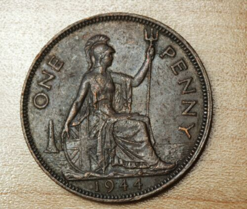 1944 Great Britain 1 Penny