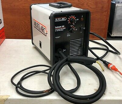 Hobart Auto Arc Toolmate 100 Wire Feed Tig Welder 500567