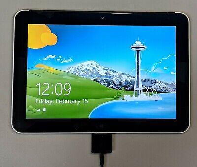 "HP ElitePad 900 G1 Tablet 10.1"" Windows 8"