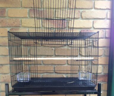 BRAND NEW! 60x40x40cm Cage ; Eftpos available ; Open Saturday