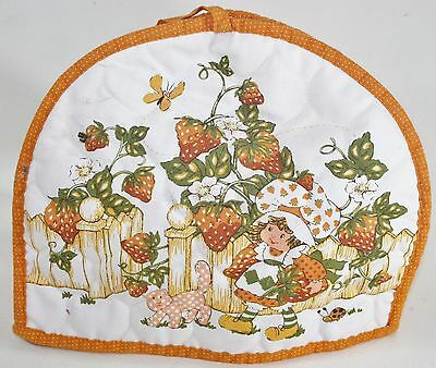 Разное Vintage Strawberry Shortcake Toaster Cover
