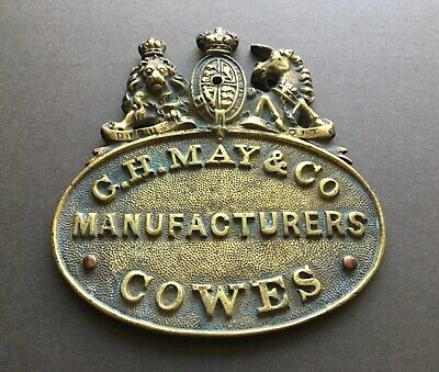 Metal Brass Water Steam Punk 1 12 WATER 215 metal Identification holed tag