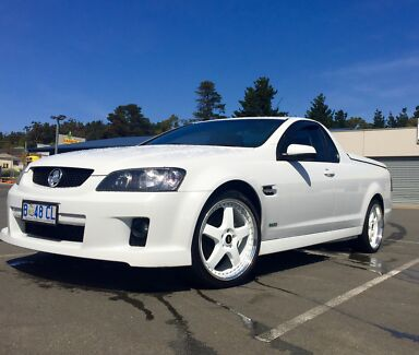 VE SV6 2009 Commodore Ute manual first to see will buy Kingston Kingborough Area Preview
