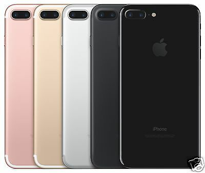 Apple iPhone 7 Plus AT&T Wireless Smartphone Black Gold Rose Gold Silver 32GB](iphone 7 plus gold 32gb)