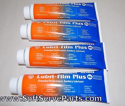 4 Lubrifilm Ice Cream Machine Lubricants Taylor Other Machines Shake Or Yogurt