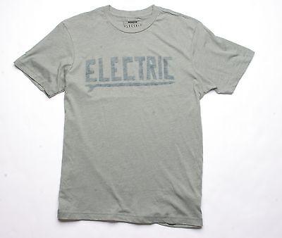 Eléctrico Longboard Manga Corta Camiseta (M) Slb