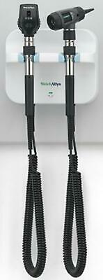 Welch Allyn 77710-71m Wall Transformer Set 777 With Otoscope Opthalmoscope