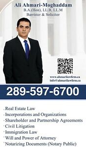 Real Estate Lawyer - Sale, Purchase, Refinance.
