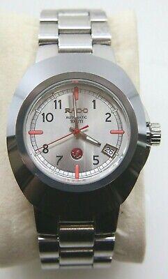 RADO 658.0637.3 Automatic Diastar Silver Dial Mens Wrist Watch - Free Shipping