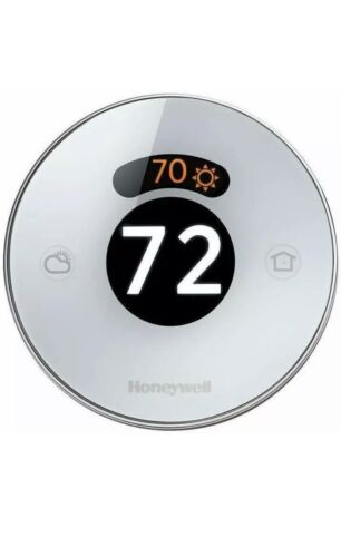 Honeywell Home Lyric Round WiFi Programmable Thermostat TH87
