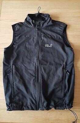 Jack Wolfskin Softshell Gilet Medium Cycling MTB hardshell jacket