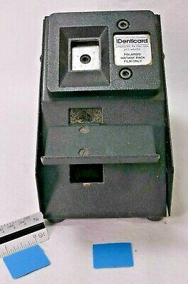 Identicard Photo Id Die Cutter 1.25 X 1 For Polaroid
