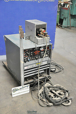 300 Amp Used Lincoln Idealarc Tig Welder Idealarc Tig 300300 A4021