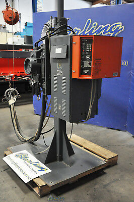 50 Kva Used Janda Gun Welder With Beam Arm Portable Gun A4015
