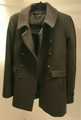 Superdry Military Peacoat Extra Small (Women)