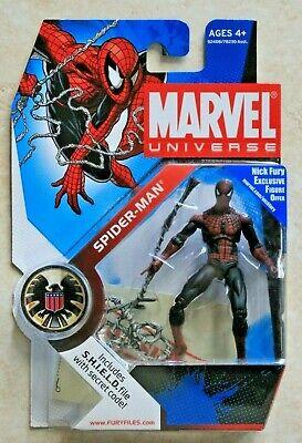 "MARVEL UNIVERSE SERIES 1 SPIDER-MAN 3.75"" FIGURE 032"