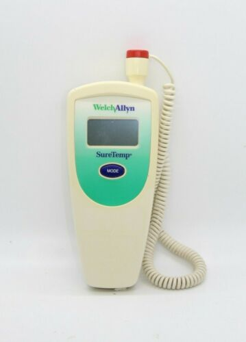 Welch Allyn SureTemp 679 Digital Thermometer w/ Red Probe, FREE SHIPPING