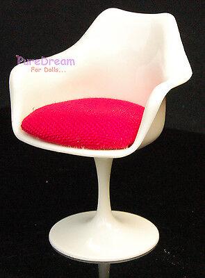 Dollhouse Furniture Tulip Armchair for 1/6 Blythe BJD Pullip Ken Fashion Dolls