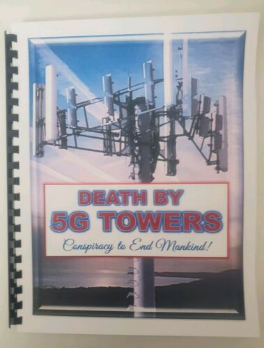 DEATH BY 5G TOWERS – Blue Planet Project Book #29 – Haar