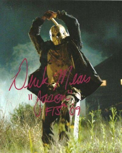 Derek Mears ( Jason Voorhees ) Autographed Signed 8x10 Photo Reprint