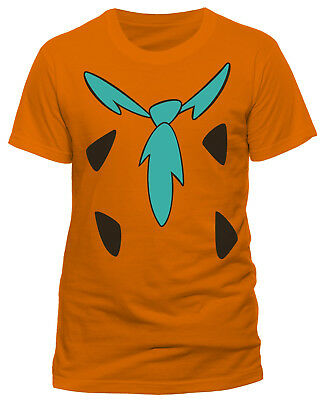 The Flinstones 'Fred Costume' T-Shirt - NEW & OFFICIAL!](Fred Flinstone Costumes)