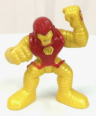 Iron Man Thor Armor (Marvel Super Hero Squad THORBUSTER IRON MAN Armor for Fighting Thor Wave 13)