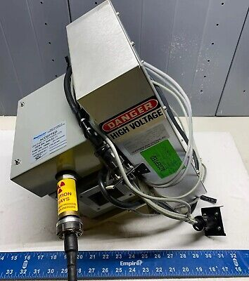 Rapiscan 1000 X-ray Head 317b2600-ccr W Glassman 50kv Power Supply Warranty