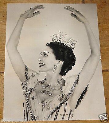 MARGOT FONTEYN VINTAGE ORIGINAL BARON STERLING NAHUM ORIGINAL BALLET PHOTO 6