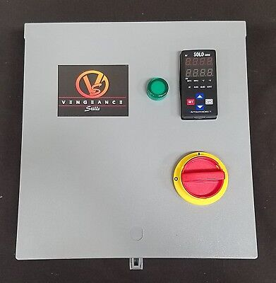 22 KW Variable Power Controller for Electric Stills and Fermentation Tanks