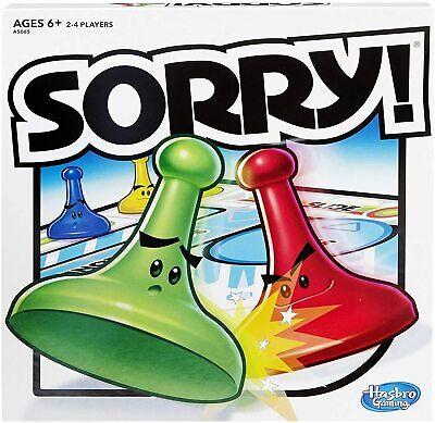 Hasbro Sorry Family Board Game