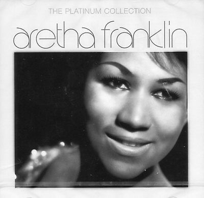 Aretha Franklin : The Platinum Collection (CD)