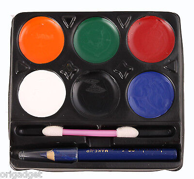 Make up for Face Colours for the Body Makeup Halloween Fancy Dress