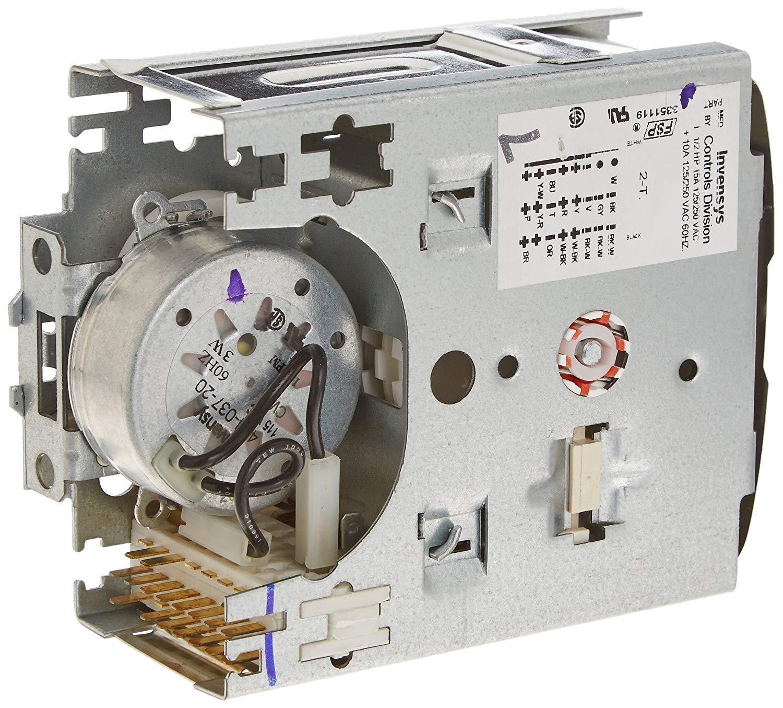 Genuine 3351119 Kenmore Washer Timer