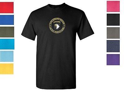 101st Airborne Division US Army Military T-Shirt Shirt SZ S-5XL