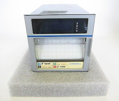 Eurotherm Chessell 342d Chart Recorder
