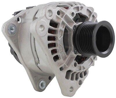 New Alternator John Deere Loader-backhoe 12v 90 Amp 0-124-315-043 At321280