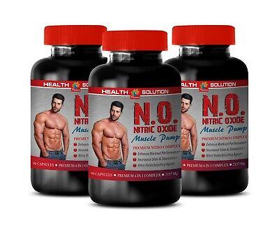 recovery vitamins - N.O. MUSCLE PUMP - glutamine raw 3B