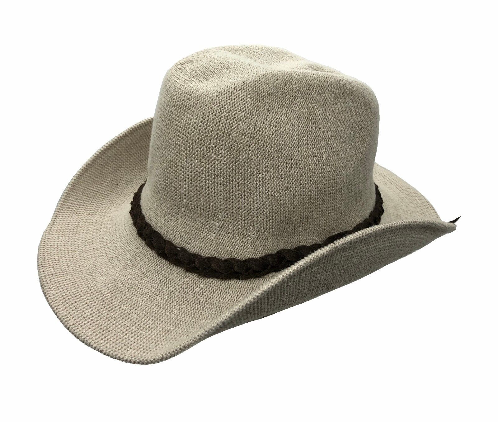 Click on the Image to Enlarge. Men s Jacaru Australia Soft Touch Sun Hat   70% Cotton  Wide Brim ... 79c730b2231b