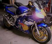Yamaha R6 1999 YZF-R6 Wallsend Newcastle Area Preview