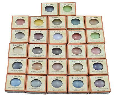 Sheer Eye Shimmer (I Natural Eye shadow pallette matte sheer shimmer finishes )
