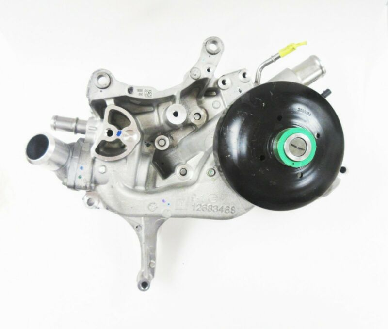Chevrolet GM OEM 13-18 Sonic 1.8L-L4 Water Pump-Pulley 55566794