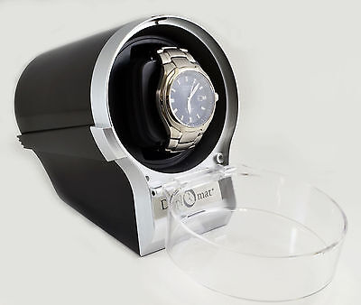 Diplomat Watch Winder Diplomat Case Box Storage Timer  Automatic Single
