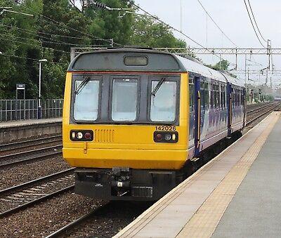 142026 Northern Rail 6x4 Quality British Rail Photo