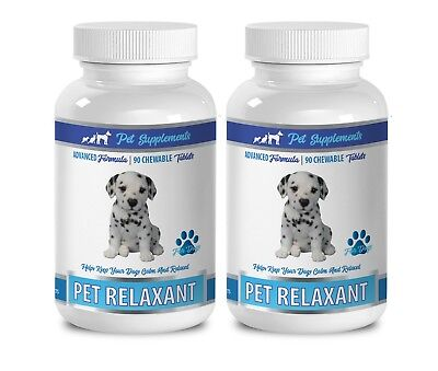 dog anxiety supplement - RELAXANT FOR DOGS 2B- tryptophan dog treats