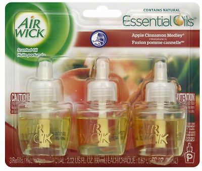 Air Wick Enchanted Holiday's Mrs. Claus' Apple Pie Scent, Sc