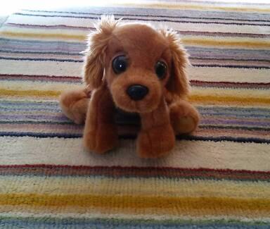 Soft Stuffed Plush Cocker Spaniel Dog Toy