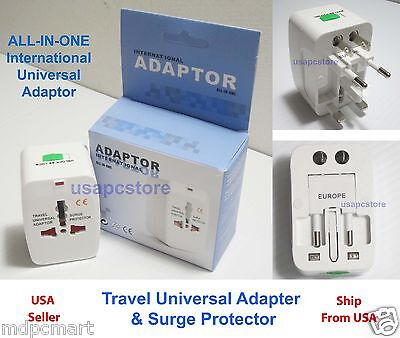 Universal AC Power Socket Plug for US EU AU UK all world ravel adapter Converter