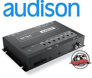 audison-Bitten-Procesador-Sonido-DSP-Prozessor-COCHE-12v-klangprozessor-NUEVO