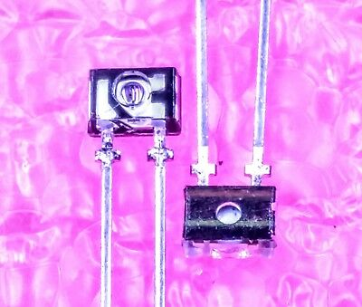 Mrd701 - Photo Detector Transistor Output. Lot Of 3 10 25 Or 100